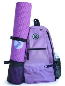 Aurorae Yoga Mat Sport Bag/Multi Purpose Crossbody Sling Backpack